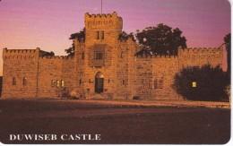 TARJETA DE NAMIBIA DE DUWASEB CASTLE DE N$50