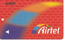 PA-003  TARJETA GSM DE AIRTEL PALABRA (RARA) - Airtel