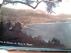 4 CARD MARINA DI CARRARA VARIE VEDUTE  VB1958/60 FU8280 - Carrara