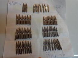 Lot De  69  Plumes -blanzy-702-586- France Militaire 202 - Plumes
