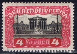 A+ Österreich 1919 Mi 287 Mnh Parlament - Unused Stamps