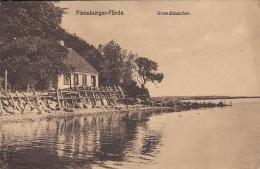 Flensburg, Förde, Strandhäuschen Ngl #E3874 - Deutschland