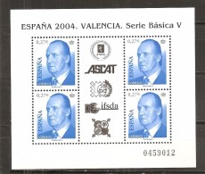 España/Spain-(MNH/**) - Edifil 4088 - Yvert BF-138 - Blocks & Sheetlets & Panes