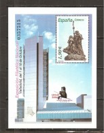 España/Spain-(MNH/**) - Edifil 4117 - Yvert BF-140 - Blocks & Sheetlets & Panes
