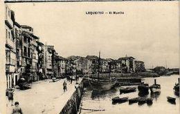 CPA Espagne Lequeitio-El Muelle (317815) - Unclassified