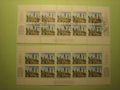 896, Bund Kleinbogen, MiNr.1772, ** Und Gest.,Plattenfehler I  Mi€ 51,00, Keine Portokosten, Siehe Abbildung, Nur P - [7] Federal Republic