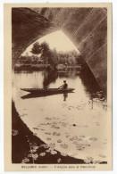 BELABRE --L' Anglin Sous Le Pont-Neuf (animée)  éd  L.Roudier--correspondance Photo Rameau St GAULTHIER-36 - France