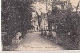 Dep 61 - Courtomer - Château De Launay : Achat Immédiat - Courtomer