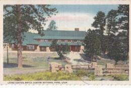 Etats Unis -  Utah - Logge Center , Bryce Canyon Nationl Parck - Achat Immédiat - Non Classés