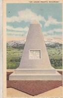 Etats Unis -  Utah - Monumen,t North Of Great Salt Lake In Northern - Achat Immédiat - Autres
