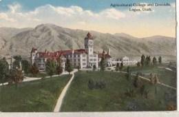 Etats Unis -  Utah - Logan - Agricultural Collége And Grounds - Achat Immédiat - Autres