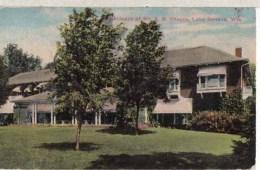 Etats Unis -   Wiscousin - Lake Geneva - Residence Of Mr. S. B.  Chapin  : Achat Immédioat - Etats-Unis