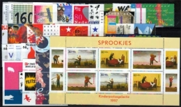 Niederlande Jahrgang 1997 ** Komplett Mit Vier Blocks - 1980-... (Beatrix)