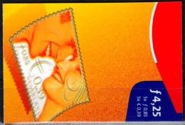 Niederlande MiNr. MH 1899 ** Freimarke Für Hochzeitsglückwünsche - 1980-... (Beatrix)