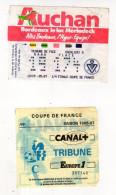 Billet Coupe De France,Girondins De Bordeaux-Lille,1/4 De Finale - Tickets - Vouchers