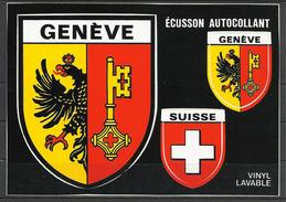Switzerland, Geneve, Coat Of Arms, '80s. - Non Classificati