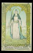 Tamise  Temsche  Temse  :  Sainte Amelberga Patrones Van Temsche - Gekleurd - Temse