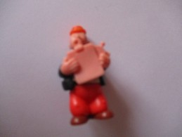 Kinder Popeye Et Ses Amies N° 9 Wimpy 1991 - Montables