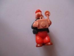 Kinder Popeye Et Ses Amies N° 10 Wimpy 1991 - Montables
