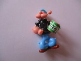Kinder Popeye Et Ses Amies Popeye N°23 / 1991 - Montables