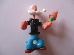 Kinder Popeye Et Ses Amies Popeye Pappy  N°25 / 1991 - Montables