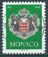 Monaco - 2007 - Armoiries   - N° 2502a  - Oblit - Used  - 2 - Monaco