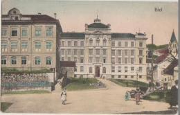 CPA SUISSE BIEL BIENNE Technikun 1904 - BE Berne