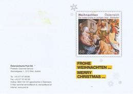 (D0820) Noël 2016 Christkindl 12.24.2016. - 2011-... Lettres