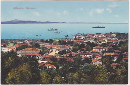 Albania - Durrës, Durazzo 1914 - Albanien