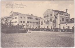 Albania - Durrës, Durazzo (Royal Palace) 1914 - Albanien