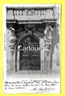 CPA 83 Toulon Les Cariatides De Puget 1904 - Précurseur - Toulon