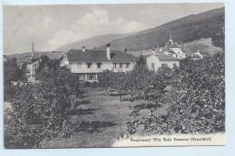 Cressier - Pensionnat Villa Rafa - Edit. E. Chiffelle - NE Neuchâtel