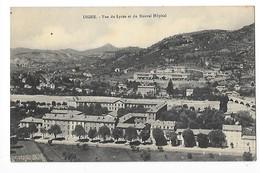 DIGNE (cpa 04)    Vue Du Lycée Et Du Nouvel Hôpital -  - L 1 - Digne