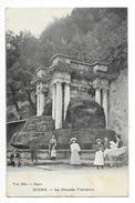 DIGNE (cpa 04)    La Grande Fontaine -  - L 1 - Digne