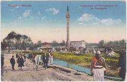 Albania - Shkodra, Shkodër, Skutari, Skadar - Feldpost 1918 - Albanien