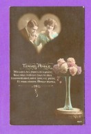 CPA  FANTAISE  COUPLE  ~  864  Tendre Amour  ( A.C.A. ) - Fantaisies