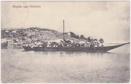 Albania - Shkodra, Shkodër, Skutari, Skadar - Feldpost 1916 - Albanien