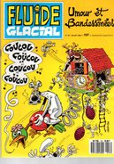 Fluide Glacial N°157 Absurdus Delirium - Gotlib - Edika - Fremion - Hugot - Goossens - Foerster - Leandri - Thiriet 1989 - Fluide Glacial