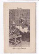 DJIBOUTI : Fumeur De Narguileh - Tres Bon Etat - Dschibuti