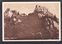Old Postcard Of Ruiny Zamku,Czorsztyn, Małopolskie, Poland ,V16. - Polonia