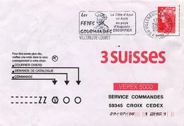 FRANCIA - VILLENEUVE LOUBET - FETES GOURMANDES - CUOCO - CHEF - Alimentation