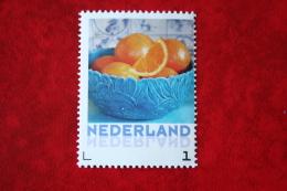 Orange Fruit Obst HALLMARK Persoonlijke Postzegel POSTFRIS / MNH ** NEDERLAND / NIEDERLANDE - Private Stamps