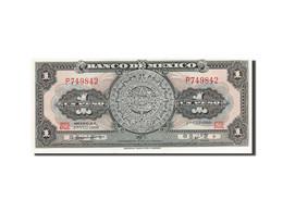 Mexique, 1 Peso, 1957-1961, 1969-08-27, KM:59k, SPL - Mexique