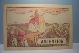 ENVELOPPE  -- ASCENSION  -- MAY  1948  -- ( Petit  Format ) - Religione & Esoterismo