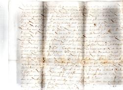 A LA REQUESTE DE JEHAN DESCHAMPS.1544.vélin.365 X 290 Mm. - Documents Historiques