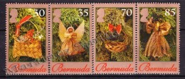 Bermuda - Bermudes 2009 Yvert 992- 95, Christmas, Noël - MNH - Bermudas