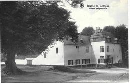 Braine-le-Château NA7: Maison Seigneuriale - Braine-le-Chateau
