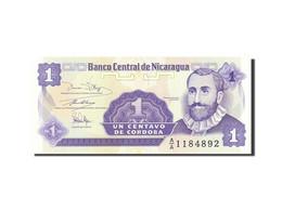 Nicaragua, 1 Centavo, 1991-1992, KM:167, Undated (1991), SPL - Nicaragua