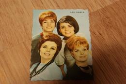 Photo Groupe Musical : Les Gam's (années 60) - Vieux Papiers