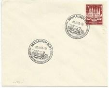 C439 - MULHAUSEN (ELS) 1 - 1943 - Timbre à Surtaxe - Haut Rhin - Alsace - Guerre 39/45 - - Marcophilie (Lettres)